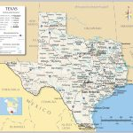 Reference Maps Of Texas, Usa   Nations Online Project   Map Of Central Texas Cities