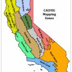 Region 5   Resource Management   Map Of Mid California