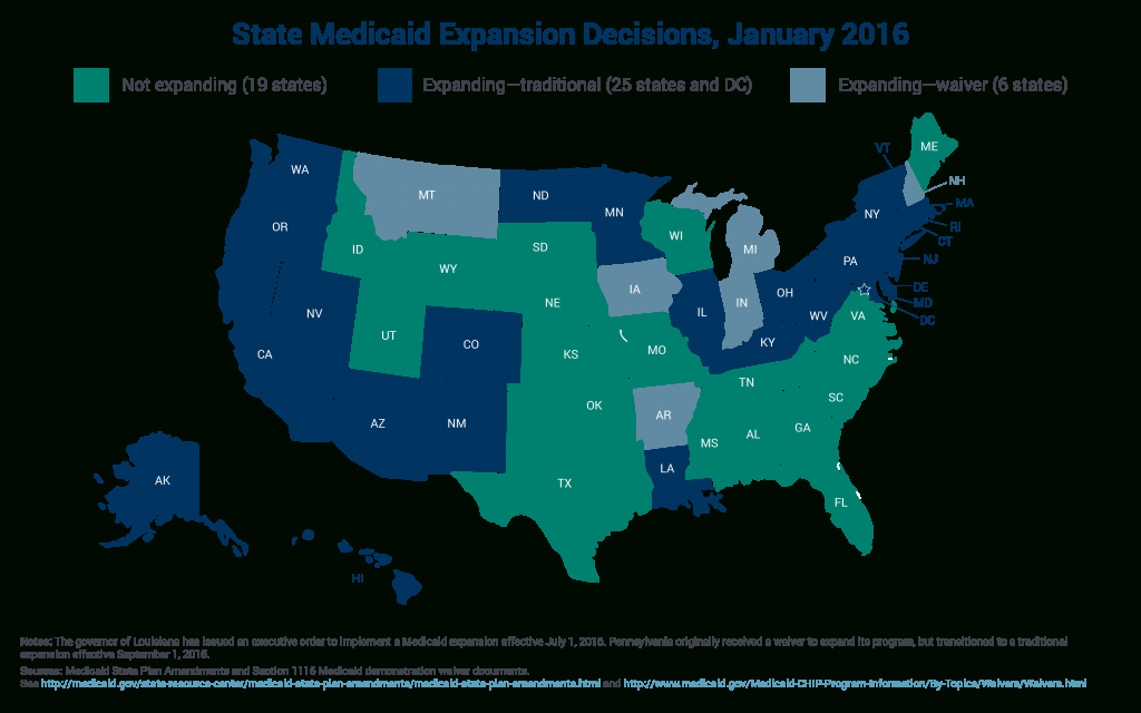 Report To Congress On Medicaid And Chip - Medicare Locality Map Florida