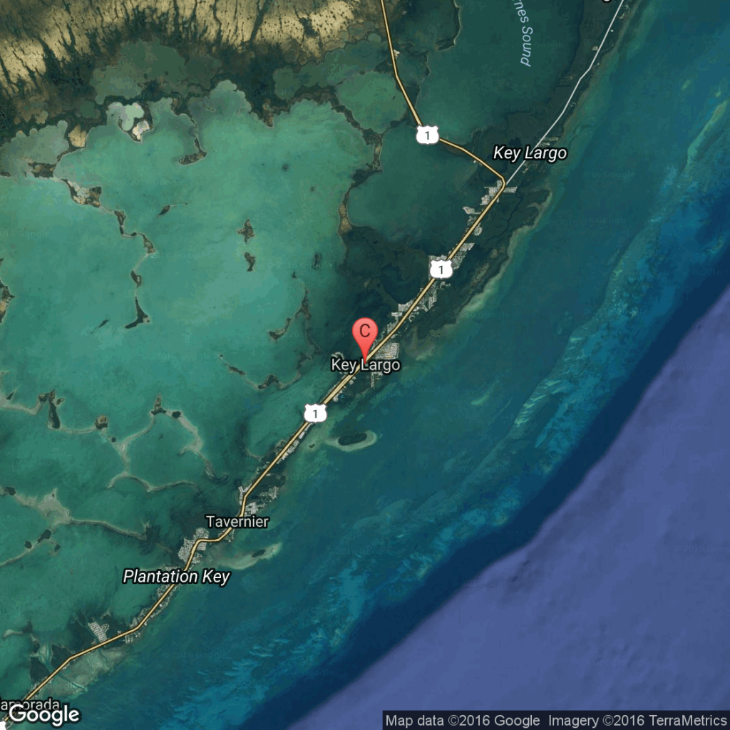 Resorts In Key Largo, Florida | Usa Today - Google Maps Key Largo Florida