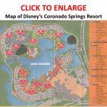 Review: Disney's Coronado Springs Resort In 2019   Disney   Coronado - Map Of Disney Springs Florida