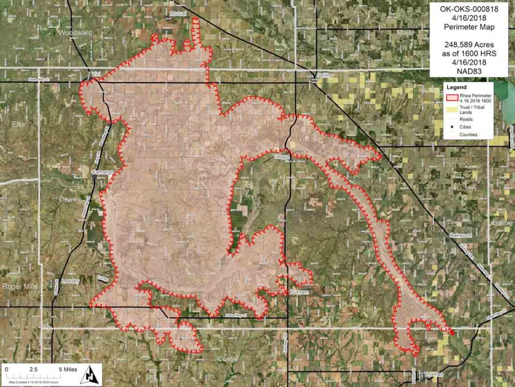 Rhea Fire Archives - Wildfire Today - Current Texas Wildfires Map