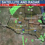 Rio Grande Valley Weather | News, Weather, Sports, Breaking News | Kgbt   Texas Forecast Map