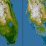 Rising Seas May Mean Tampa Bay Floods Even During Sunny Days | Wusf News   Florida Water Rising Map