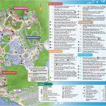 Rmh Travel Comparing Disneyland To Walt Disney World.magic   Printable Disneyland Map 2015