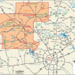 Road Map :: Convention & Visitors Bureaus Of Bandera, Fredericksburg   Texas Hill Country Map Pdf