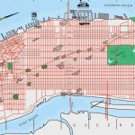 Road Map Of Manhattan. Manhattan Road Map | Vidiani | Maps Of   Manhattan Road Map Printable