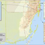 Road Map South Florida   Road Map Of South Florida