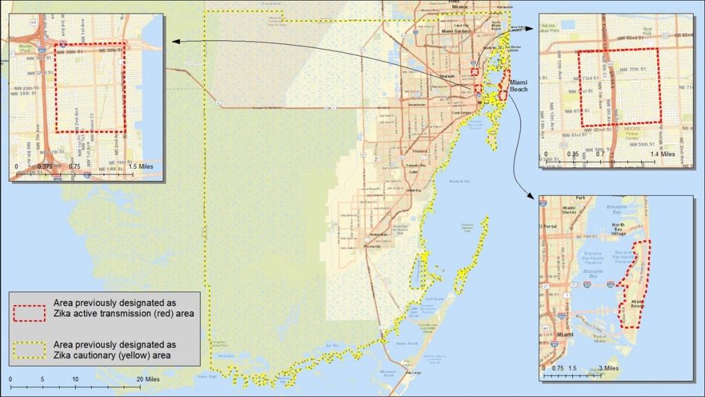 Road Map South Florida - Road Map Of South Florida