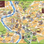Rome Maps | Italy | Maps Of Rome (Roma) - Tourist Map Of Rome Italy Printable