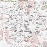 Rome Maps   Top Tourist Attractions   Free, Printable City Street Map   Printable Map Of Rome