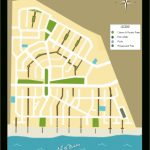 "Rosemary Beach Florida - Neighborhood Parks And ""Krier"" Walks - Alys Beach Florida Map"