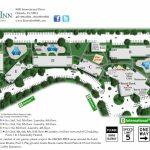Rosen-Inn-Pointe-Orlando-Map-Web – Rosen Inn At Pointe Orlando - Map Of Hotels In Orlando Florida