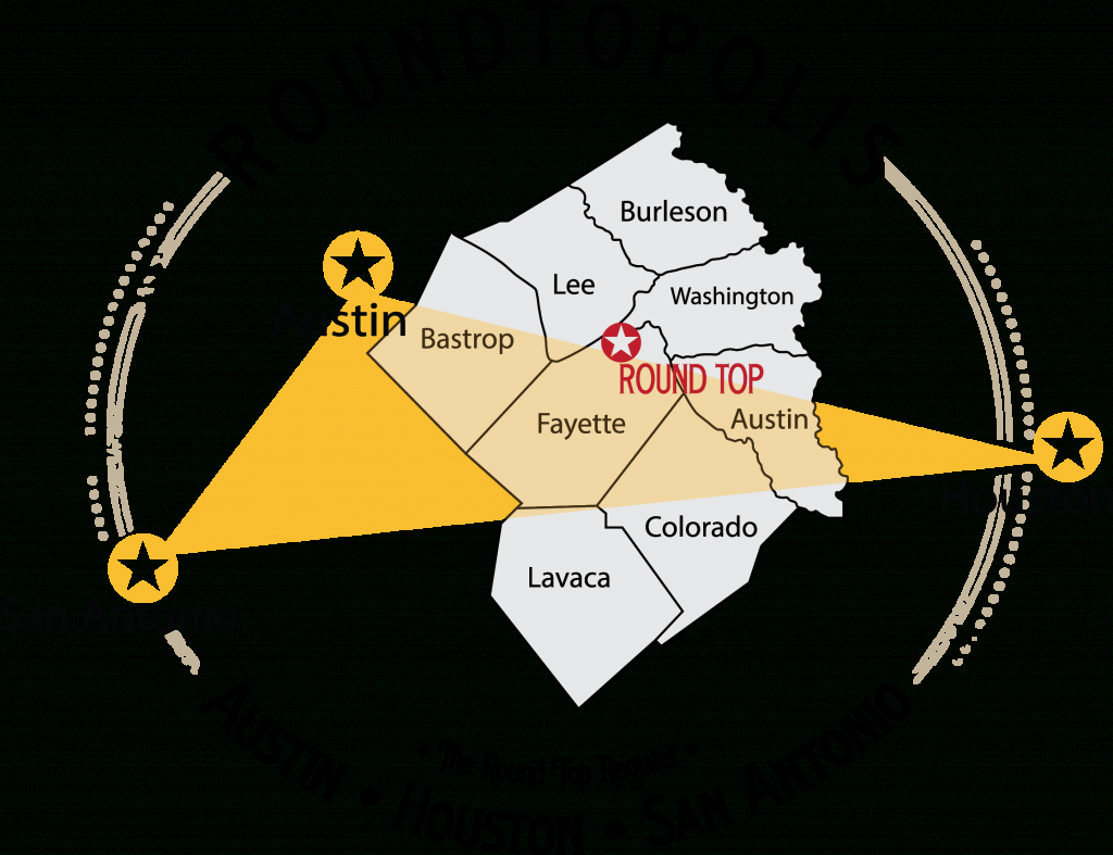 Round Top Texas Map | Business Ideas 2013 - Round Top Texas Map