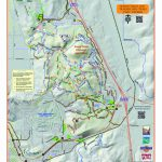 Round Valley Summer   Printable Hiking Maps
