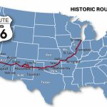 Route 66 Map | Places In My Heart | Route 66 Road Trip, Route 66 Map   Free Printable Route 66 Map