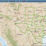 Rrc Public Gis Viewer — Oil And Gas Lawyer Blog — January 26, 2016   Texas Rrc Gis Map