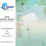 Run Sunset Beach 2020   Coastal Race Productions - Printable Map Of Ocean Isle Beach Nc
