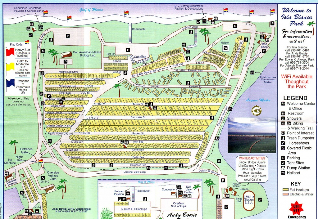 Location And Rv Park Map - Coldwater Creek Rv Park - Texas ...