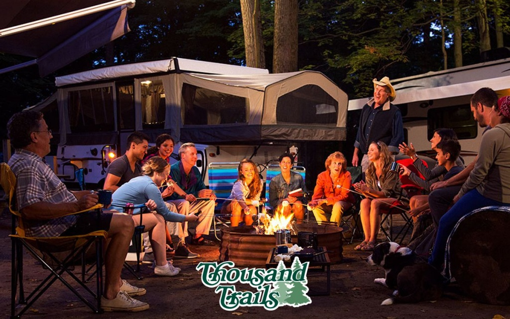 Rv Resorts In The Us   Rv Parks & Rv Campgrounds   Thousand Trails - Thousand Trails Florida Map