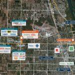 Ryanwood Square, Vero Beach, Fl 32966 – Retail Space | Regency Centers   Map Of Vero Beach Florida Area
