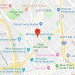 Sambuca Dallas Uptown In Dallas, Tx   Concerts, Tickets, Map, Directions   Baylor Hospital Dallas Texas Map