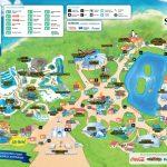 San Antonio Seaworld Map   Printable Sea World San Diego Map