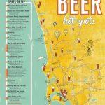 San Diego Beer Map   San Diego Craft Beer Map (California   Usa)   California Beer Map