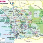 San Diego County Cities Map - Map Of San Diego County Cities - City Map Of San Diego California