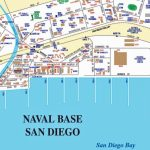 San Diego Naval Base Map   Naval Base San Diego Map (California   Usa)   Map Of Navy Bases In California