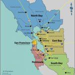 San Francisco Bay Area – Wikipedia Regarding Map Of California - Map Of California Near San Francisco