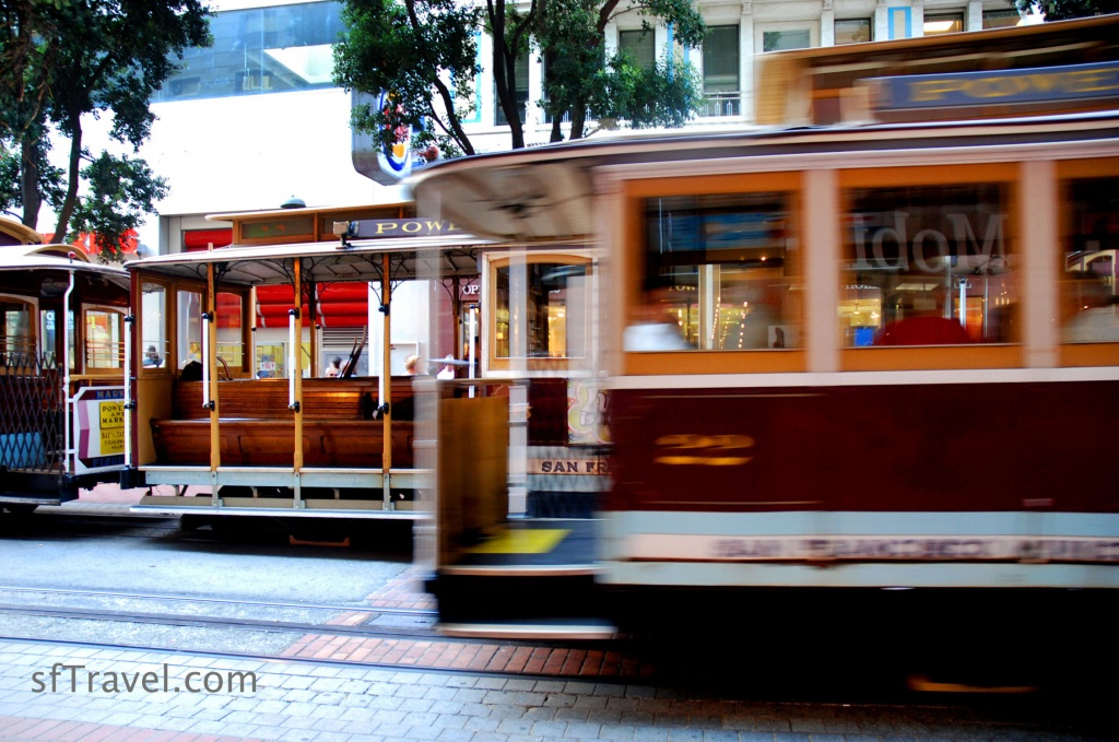San Francisco Cable Car Guide | Map - Printable Map San Francisco Cable Car Routes