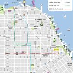 San Francisco Cable Car Map   Sf Trolley Map   City Sightseeing Tours   Printable Map San Francisco Cable Car Routes