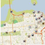 San Francisco Printable Tourist Map | Sygic Travel - Printable Map Of San Francisco Downtown
