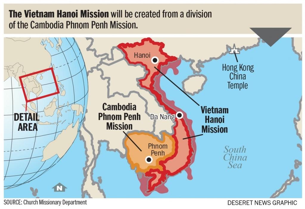 San Jose California Lds Mission Map – Map Of Usa District - California Lds Missions Map