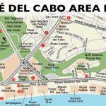 San José Del Cabo Map San Jose Del Cabo, Los Cabos, Baja   Printable Map Of San Jose