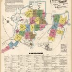 Sanborn Fire Insurance Map From Annapolis, Anne Arundel County   Printable Map Of Annapolis Md