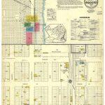 Sanborn Fire Insurance Map From Aransas Pass, San Patricio County - Map Of Aransas Pass Texas