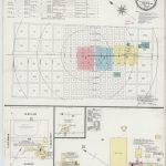 Sanborn Maps, Ellis County, Texas, Ennis, Available Online | Library   Ennis Texas Map