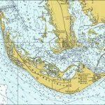 Sanibel Island, 1977 - Sanibel Island Florida Map