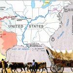 Santa Fe Trail   Wikipedia   Map Of Texas Showing Santa Fe