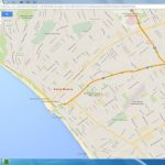 Santa Monica, California Map   Where Is Santa Monica California On A Map
