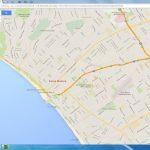 Santa Monica, California Map   Where Is Santa Monica California On A Map