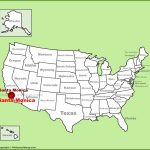 Santa Monica Maps | California, U.s. | Maps Of Santa Monica   Where Is Santa Monica California On A Map
