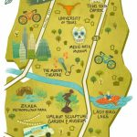 Sara Wasserboehr   Map Of Austin Texas | Wanna Go, Gotta Go! In 2019   Austin Texas Map