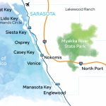 Sarasota County - Realtydale Thomas - Casey Key Florida Map