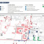 School And Road Closures, Parking & Viewing Information For Thursday - Texas A&m Football Parking Map