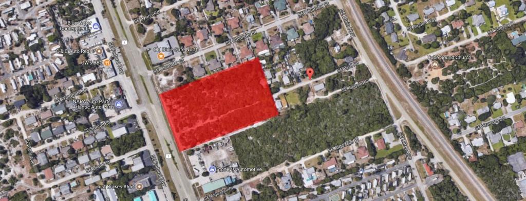 Se Byrd Rd - Google Maps | Florida Commercial - Google Maps Stuart Florida