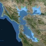Sea Level Rise In Bay Area Is Going To Be Much More Destructive Than   California Sea Level Rise Map