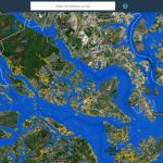 Sea Level Rise Viewer   California Sea Level Rise Map